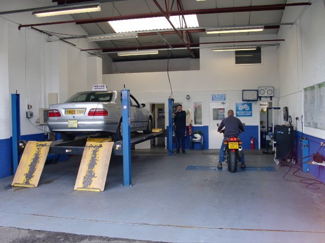 MOT-Test-garage
